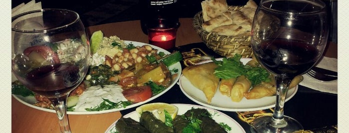 Stone House is one of Istanbul food.