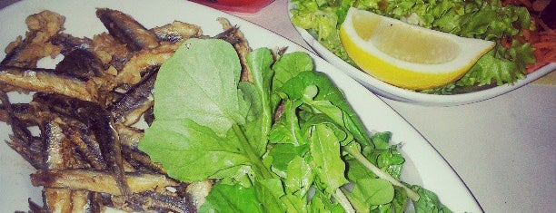Galata Balık is one of Istanbul food.