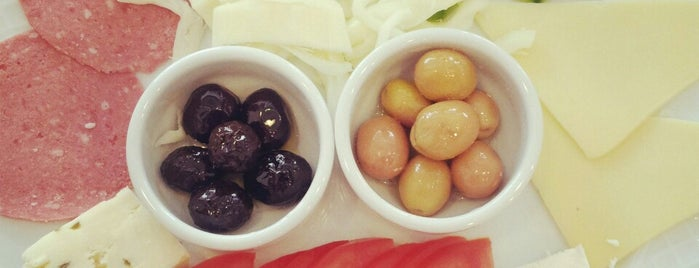 Yeniceri is one of Istanbul food.