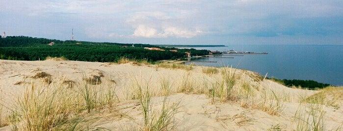 Parnidžio kopa is one of Besuchen non-D.