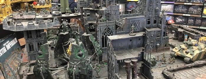 Warhammer is one of Orte, die ste gefallen.