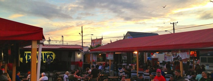 Keenan's North Wildwood is one of Foodie NJ Shore 1.