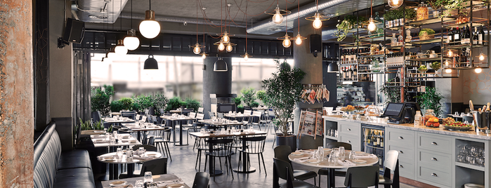 Colonie Bar & Brasserie is one of İstanbul.