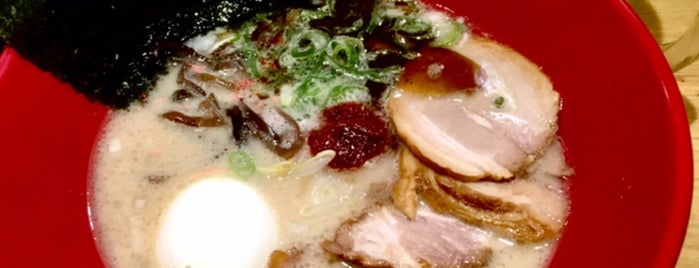Ippudo Stand is one of Lugares favoritos de aquariumy.