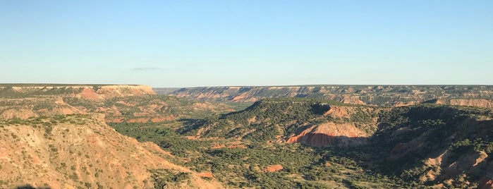 Palo Duro Canyon Scenic Overlook is one of Texas.