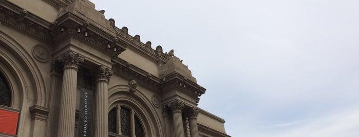 The Metropolitan Museum of Art is one of Concierge Top 10 Sights.