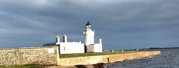 Chanonry Point is one of Scotland.