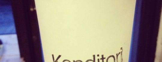 Konditori is one of Greenpoint Neighborhoodie.