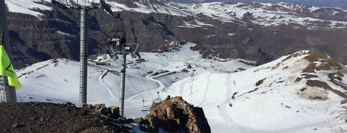 Andarivel Andes Express is one of Deportes y vida sana..