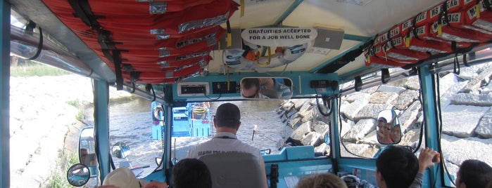 Boston Duck Tour is one of *Boston*.