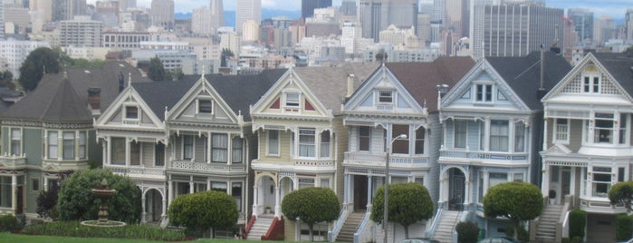 The Original Painted Lady is one of *San Francisco*.