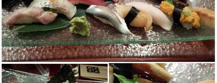 Masa Sushi & Grill is one of *Sushi Addicts*.