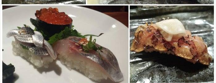 Sushi Sasa is one of *Sushi Addicts*.
