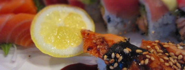Hana Zen Sushi & Yakitori Bar is one of *San Francisco*.