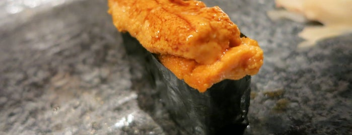 Kura is one of *Sushi Addicts*.