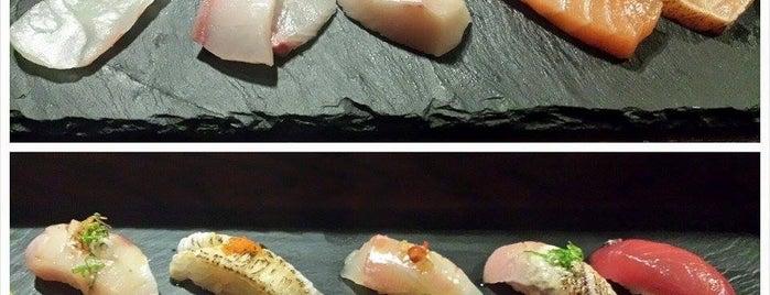 Bada Sushi is one of *Sushi Addicts*.