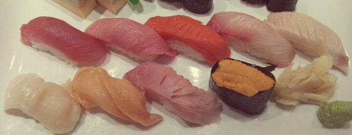Sakura Bana is one of *Sushi Addicts*.