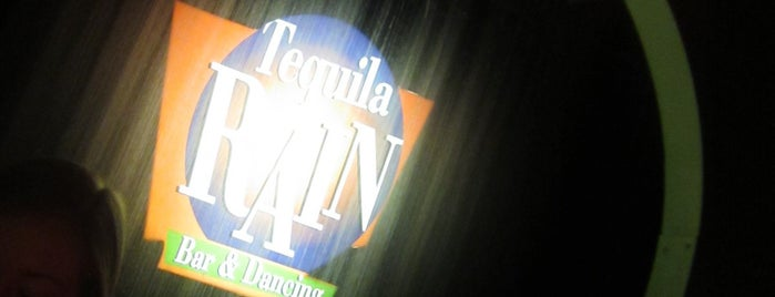Tequila Rain is one of *Boston*.