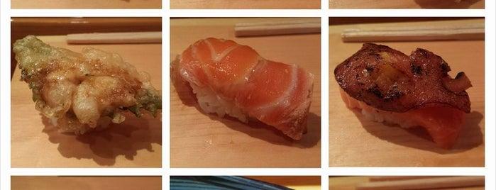 Sushi Seki UES is one of *Sushi Addicts*.