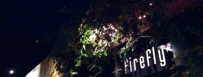 Firefly Bistro is one of dineLA Fall 2011 ($$).