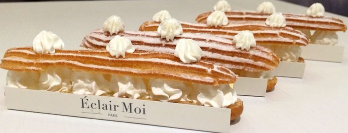 Éclair Moi Paris is one of Lugares favoritos de M..
