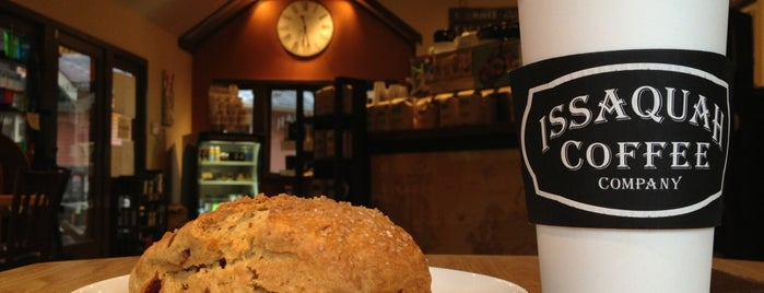 Issaquah Coffee Company is one of Posti salvati di John.
