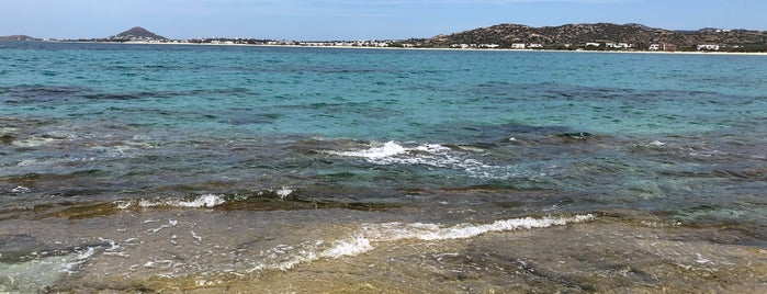 Orkos Beach is one of Νάξος.
