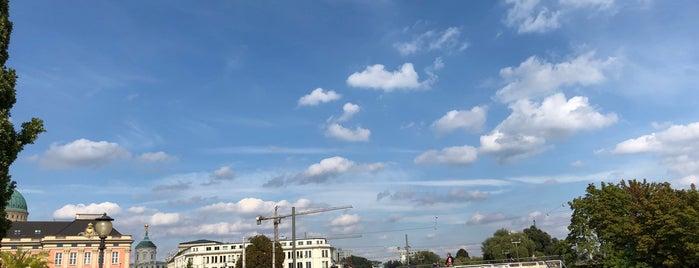 WEISSE FLOTTE Potsdam is one of Orte, die Anna Katharina gefallen.