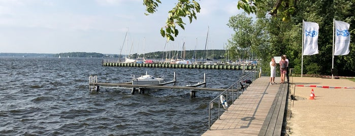 Wannsee is one of Berlin in 7 days.