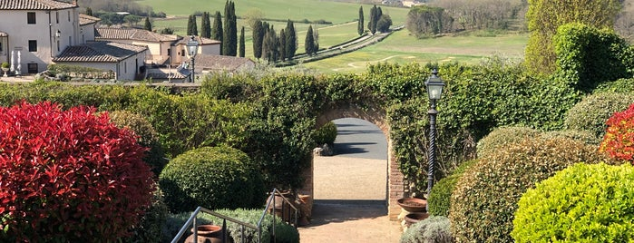 La Bagnaia Golf & Spa Resort Siena, Curio Collection by Hilton is one of Tuscany.