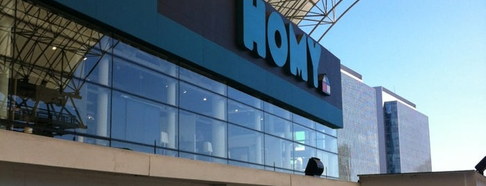 Homy is one of Muebles y deco.