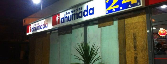 Farmacias Ahumada is one of Chillin.