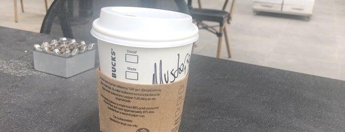 Starbucks is one of Posti che sono piaciuti a Ferhat.