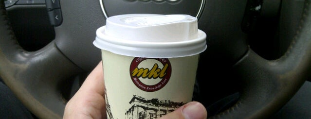 Mikel Coffee Company is one of Seyhanさんのお気に入りスポット.