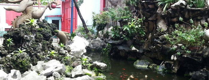 Paco Hong Giam Taoist Temple is one of Joey's Liked Places.