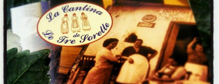 La Cantina de Le Tre Sorelle is one of Italia to-do🇮🇹🍝🍕.
