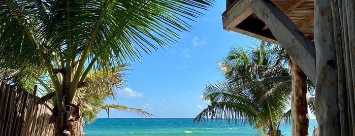 Casa Ganesh Tulum is one of mexico.