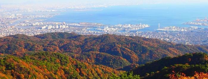 Mt. Rokko is one of アウトドア&景観スポット.