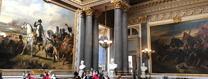 Galerie des Batailles is one of Versailles, France 🇫🇷.
