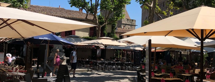 Place Marcou is one of Carcassonne 2021.