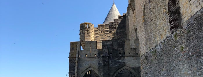 Remparts Carcassonne is one of Carcassonne 2021.