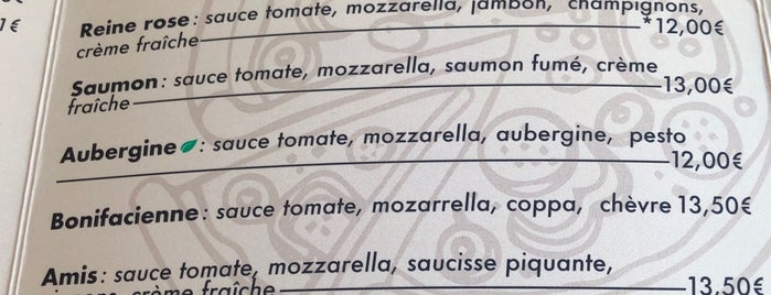 Pizzeria Les Amis is one of Bonifacio 2020.