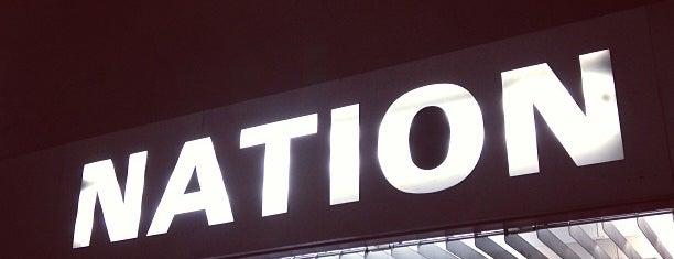 RER Nation [A] is one of j'ai été.