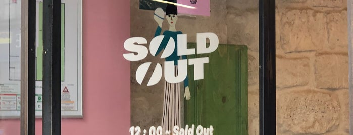 Sold Out is one of Paris 2021.