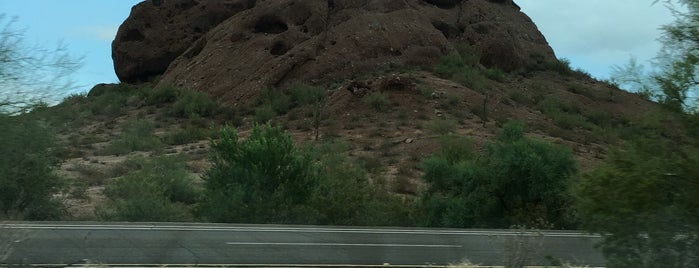 Papago Buttes is one of My Guide to Tempe.