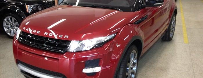Land Rover Autostar is one of Claudio : понравившиеся места.