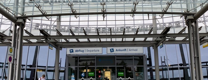Flughafen Erfurt-Weimar (ERF) is one of Airports visited.