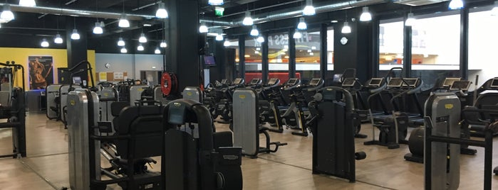 Fitness Park La Valette is one of Tempat yang Disukai Ludovic.