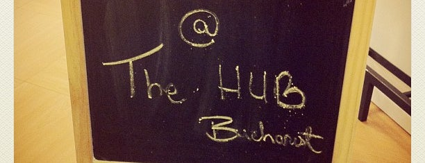 Impact Hub Bucharest is one of Posti che sono piaciuti a Matei.