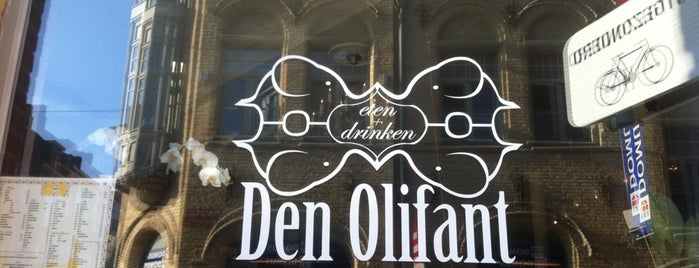 Den Olifant is one of Ieper.